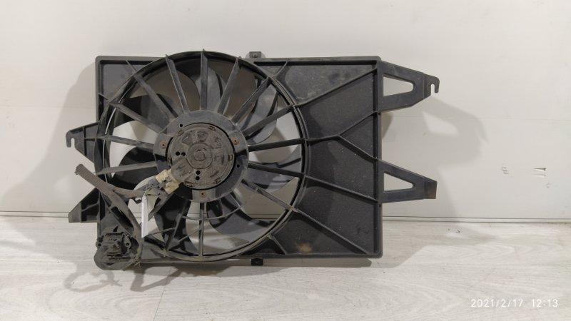 Вентилятор радиатора (в сборе) Ford Mondeo 3 (2000-2007) (б/у)