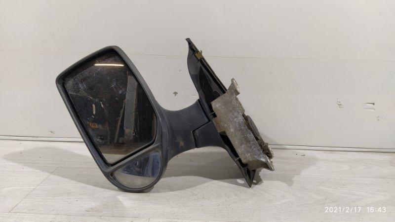 Зеркало левое (механическое) Ford Transit (2006-) (б/у)