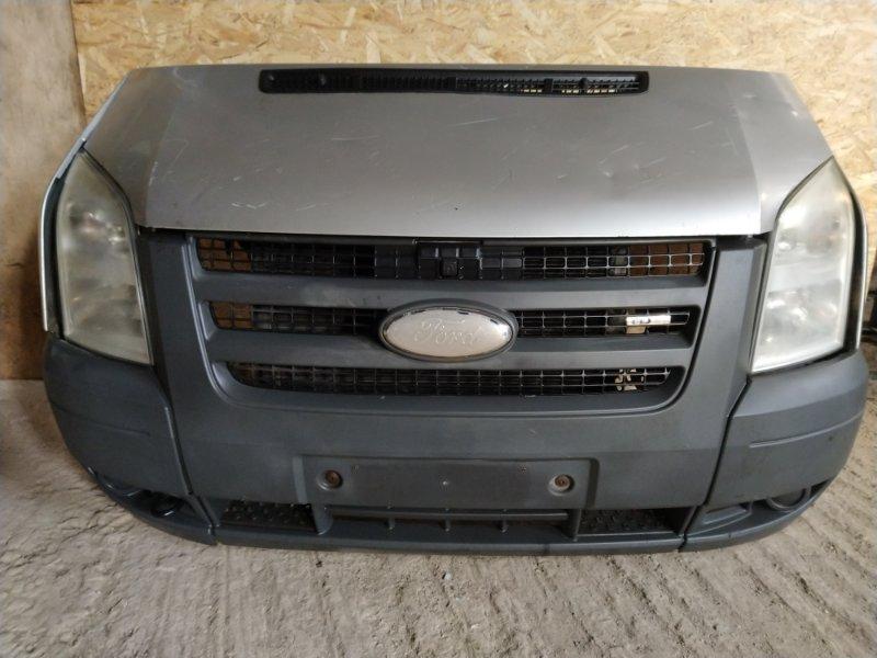 Бампер передний Ford Transit (2006-) (б/у)