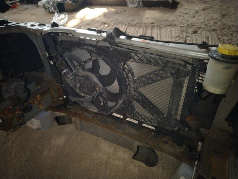 Вентилятор радиатора (в сборе) Ford Transit (2006-) (б/у)