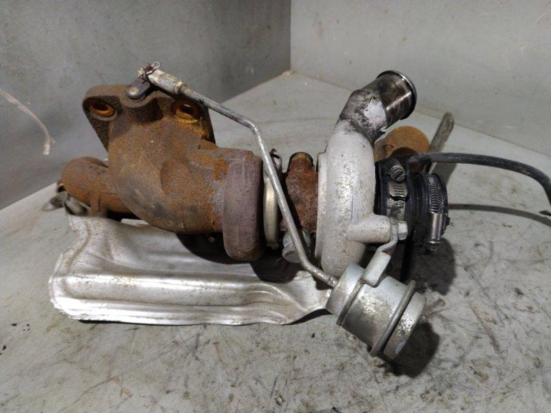 Турбокомпрессор (турбина) Ford Transit (2006-) (б/у)