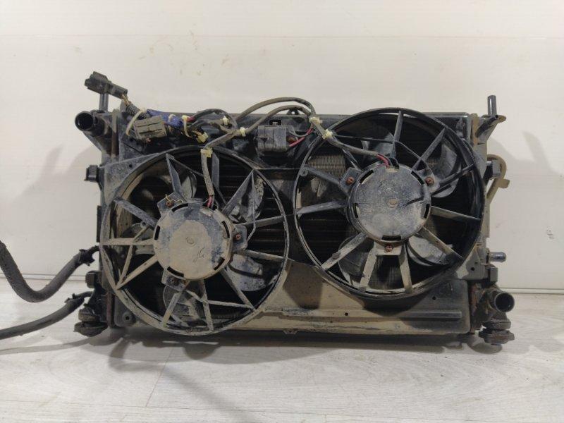 Кассета радиаторов Ford Focus 1 Usa (1998-2005) УНИВЕРСАЛ 2.0L ZETEC EFI 2002 (б/у)