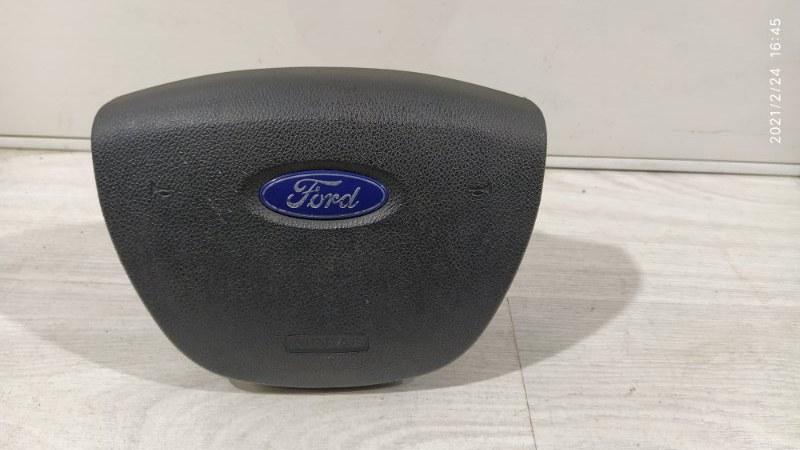 Подушка безопасности (в руль) Ford Focus 2 2004-2008 (б/у)