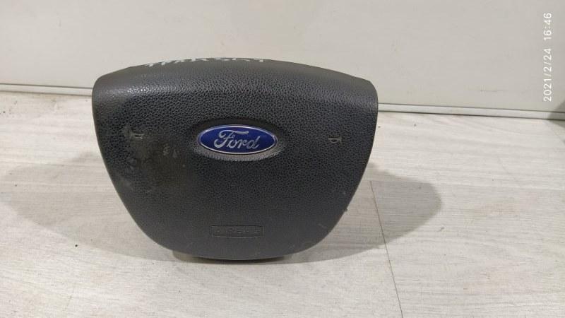 Подушка безопасности (в руль) Ford Transit (2006-) (б/у)