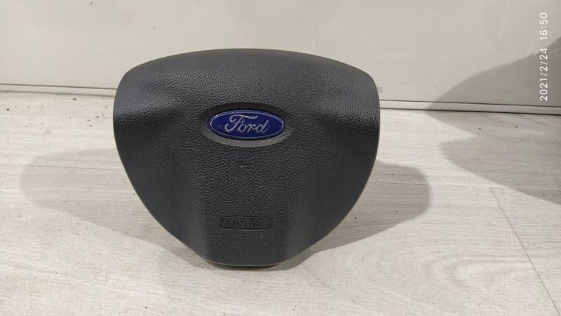 Подушка безопасности (в руль) Ford Focus 2 2008-2011 (б/у)