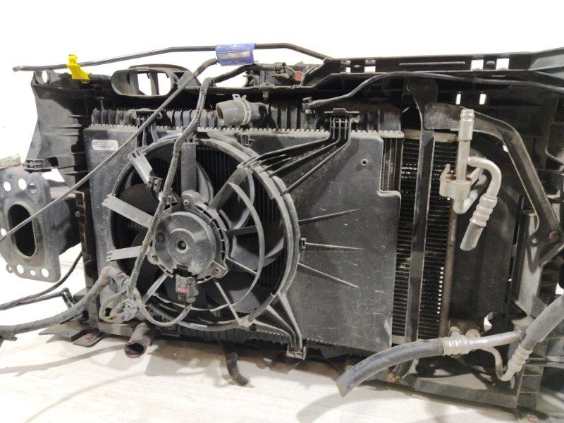 Радиатор охлаждения (основной) Ford Fiesta (2008-2012) (б/у)