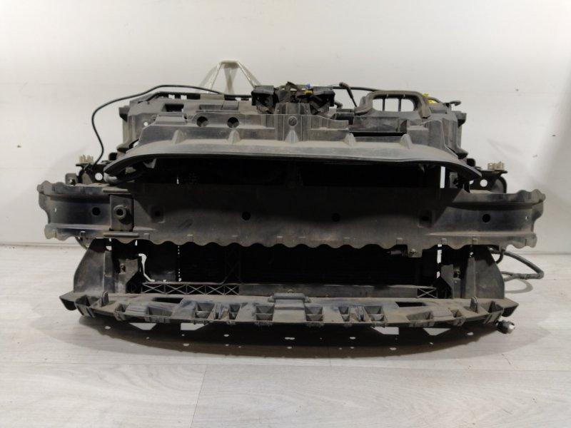 Усилитель переднего бампера Ford Fiesta (2008-2012) (б/у)