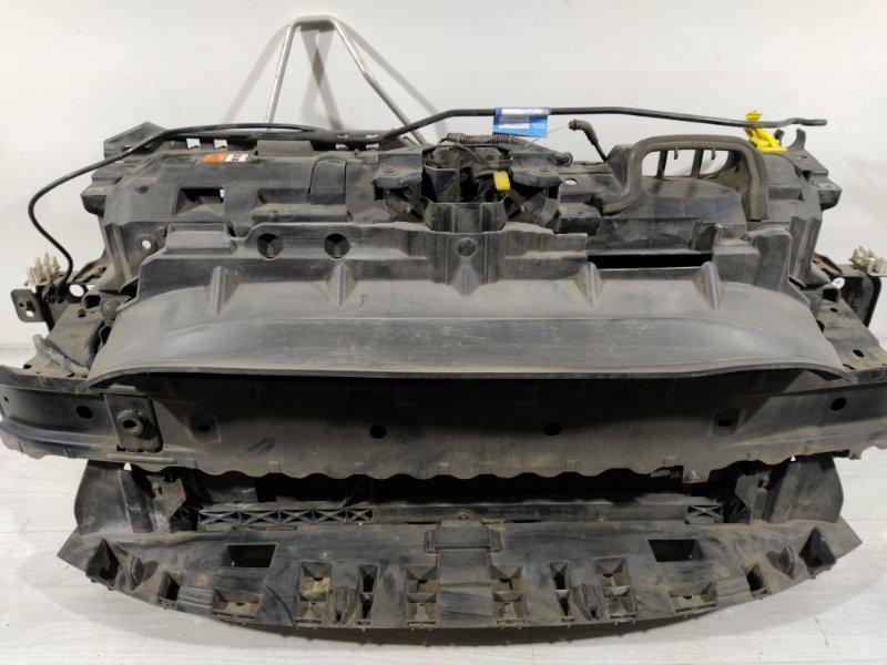 Воздуховод радиатора Ford Fiesta (2008-2012) верхний (б/у)