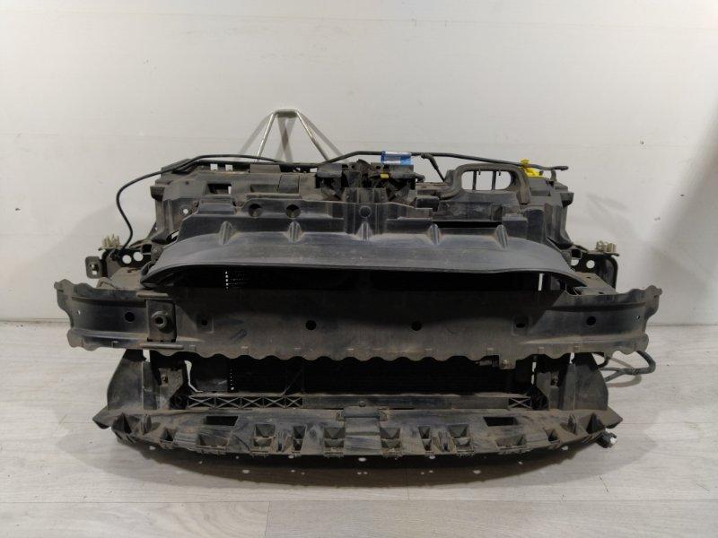 Замок капота Ford Fiesta (2008-2012) (б/у)