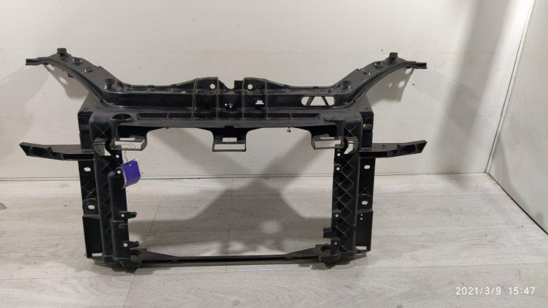 Панель передняя (телевизор) Ford Fiesta (2001-2008) (б/у)
