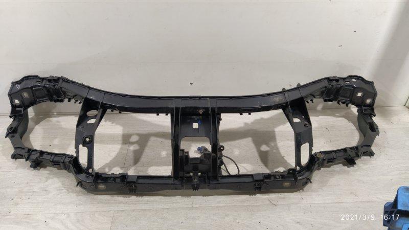 Панель передняя (телевизор) Ford S-Max 2006- (б/у)