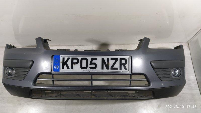 Бампер передний Ford Focus 2 2004-2008 (б/у)