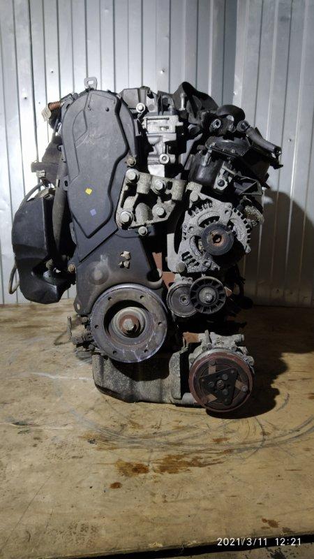 Двигатель (двс) Ford Focus 2 2004-2008 (б/у)