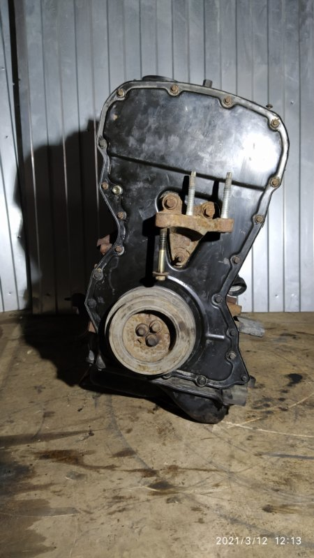 Двигатель (двс) Ford Transit (2006-) (б/у)