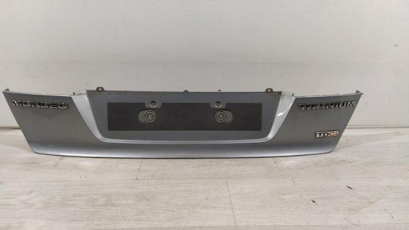 Накладка крышки багажника Ford Mondeo 4 (2007-2014) (б/у)