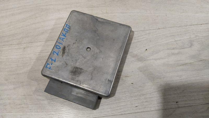 Блок управления двигателем Ford Focus 1 Usa (1998-2005) (б/у)