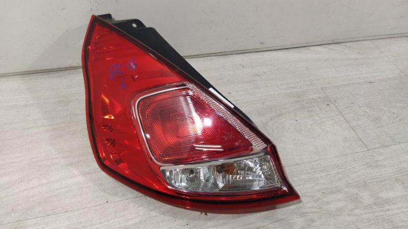 Фонарь задний левый Ford Fiesta (2012-2017) (б/у)
