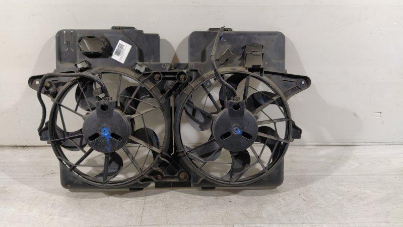 Вентилятор радиатора (в сборе) Ford Maverick (2001>) (б/у)