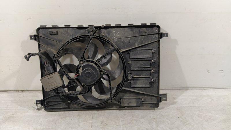 Вентилятор радиатора (в сборе) Ford S-Max 2006- (б/у)
