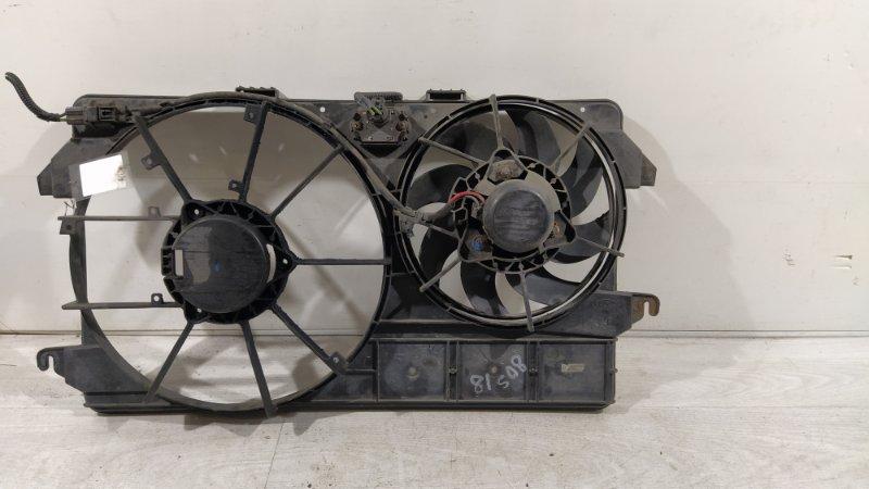 Вентилятор радиатора (в сборе) Ford Transit/tourneo Connect (2002-2012) (б/у)