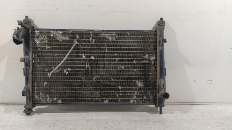 Радиатор охлаждения (основной) Ford Mondeo 3 (2000-2007) (б/у)