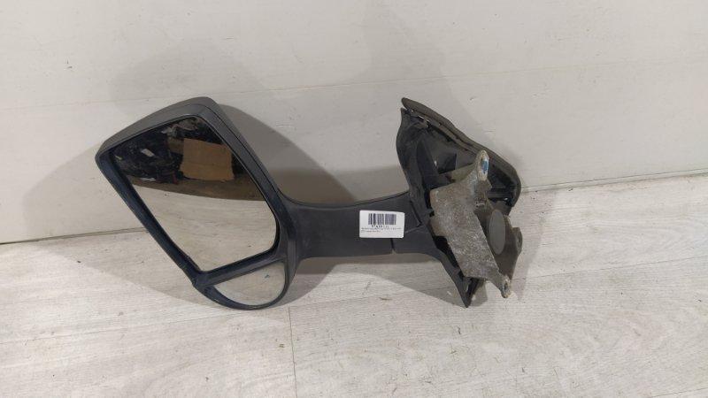 Зеркало левое механическое Ford Transit (2000-2006) (б/у)