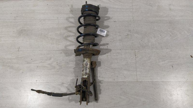 Амортизатор передний левый Ford Fiesta (2008-2012) (б/у)