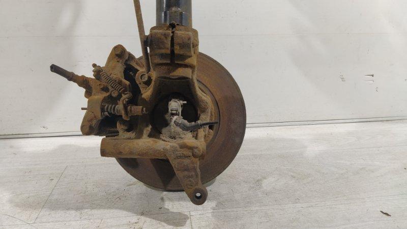Кулак поворотный задний левый Ford Mondeo 3 (2000-2007) (б/у)