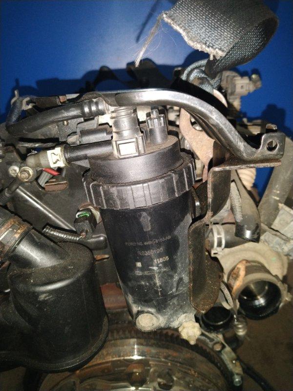 Фильтр топливный в сборе Ford Focus 2 2008-2011 (б/у)