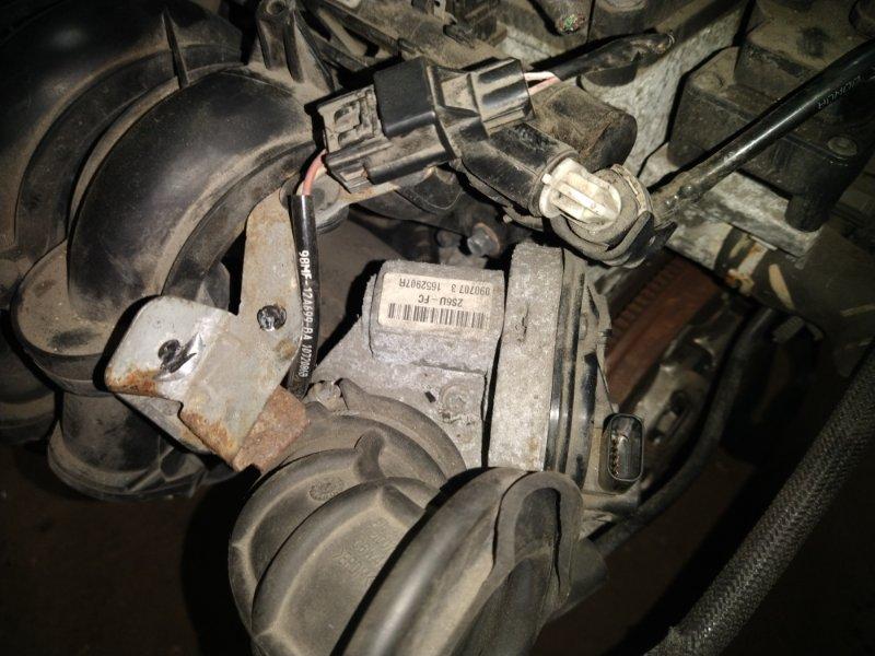 Дроссельная заслонка Ford Focus 2 2008-2011 (б/у)