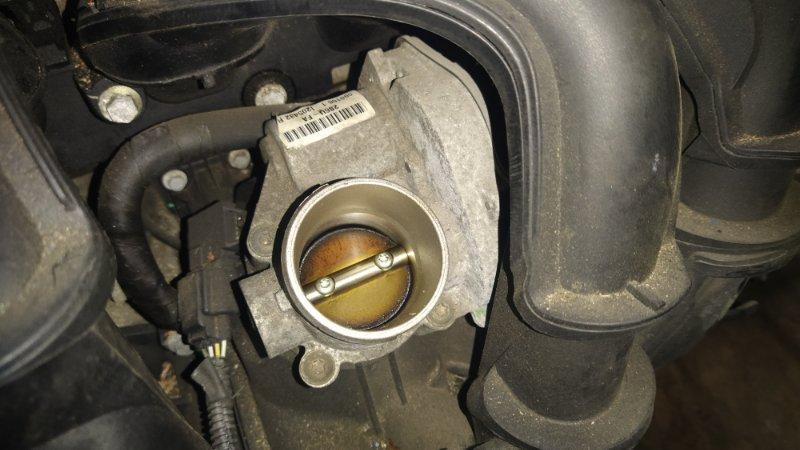 Дроссельная заслонка Ford C-Max 2003-2007 (б/у)