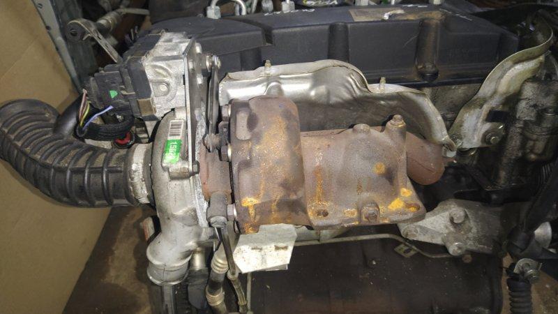 Турбокомпрессор (турбина) Ford Mondeo 3 (2000-2007) (б/у)