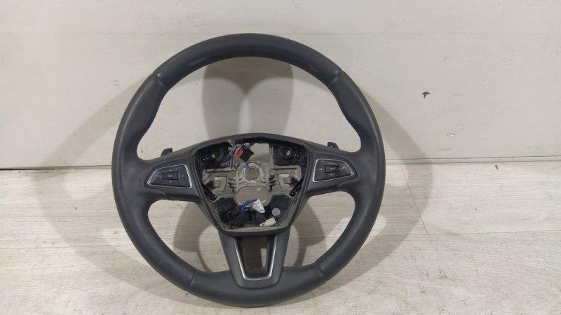 Рулевое колесо для air bag (без air bag) Ford Kuga 2 (2012-2016) (б/у)