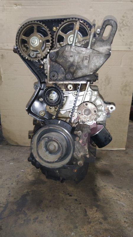 Двигатель (двс) Ford Fusion 2001-2012 (б/у)