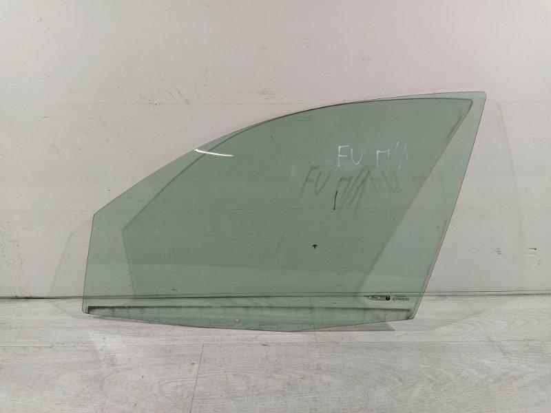 Стекло двери передней левой Ford Fusion 2001-2012 (б/у)