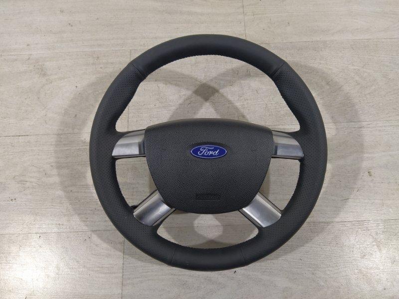 Рулевое колесо в сборе Ford Focus 2 2004-2008 (б/у)