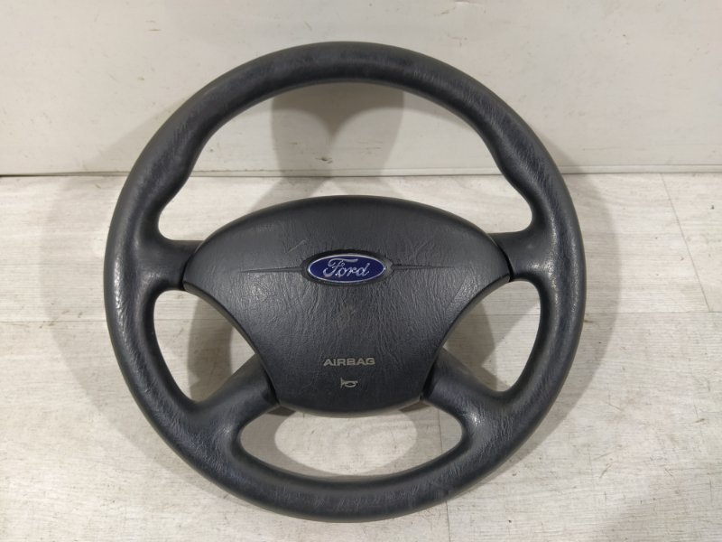 Рулевое колесо в сборе Ford Focus 1 (1998-2005) (б/у)