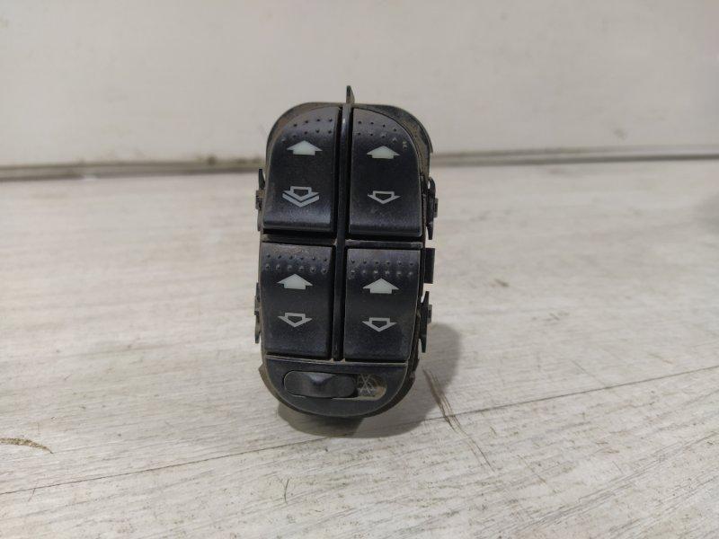 Блок кнопок стеклоподъемника (передней двери) Ford Focus 1 (1998-2005) левый (б/у)