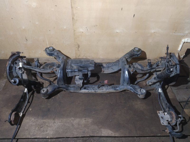 Подрамник задний Ford Mondeo 4 (2007-2014) задний (б/у)