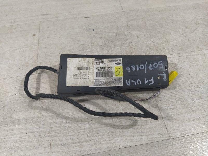Подушка безопасности боковая (в сиденье) Ford Focus 1 1998-2005 правая (б/у)