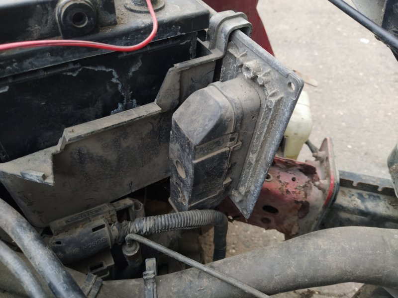 Блок управления двигателем Ford Fusion 2001-2012 ХЭТЧБЕК 1.4L DURATEC 16V EFI DOHC (75/80PS) 01.2006 (б/у)