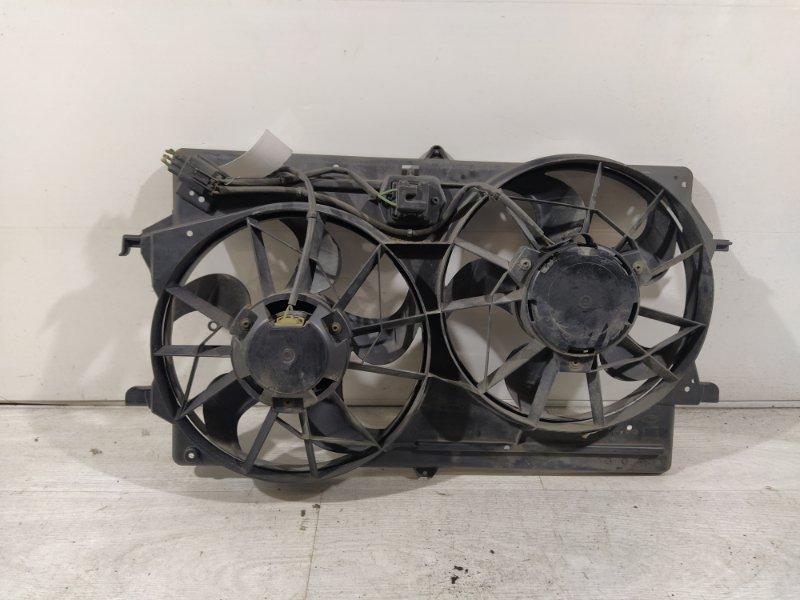 Вентилятор радиатора (в сборе) Ford Focus 1 (1998-2005) (б/у)