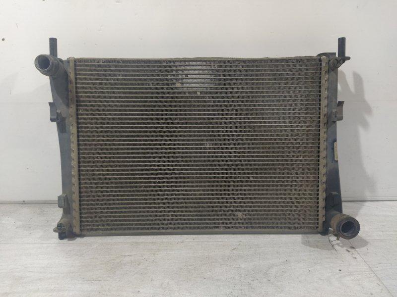 Радиатор охлаждения (основной) Ford Fiesta (2001-2008) (б/у)