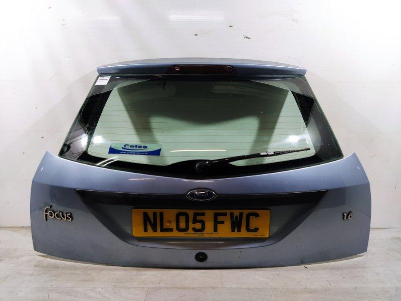 Крышка багажника Ford Focus 1 (1998-2005) (б/у)