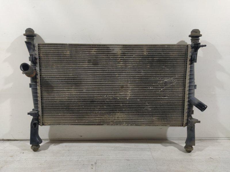 Радиатор охлаждения (основной) Ford Transit (2006-) (б/у)