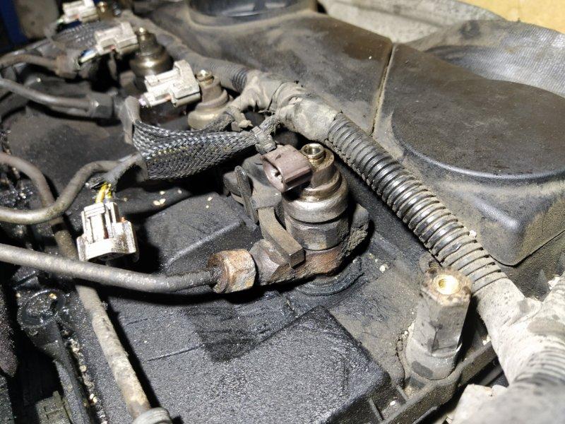 Форсунка дизельная электрическая Ford Transit (2006-) (б/у)