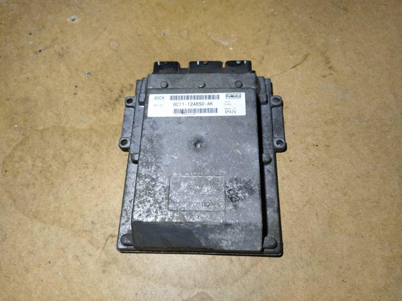 Блок управления двигателем Ford Transit (2006-) (б/у)