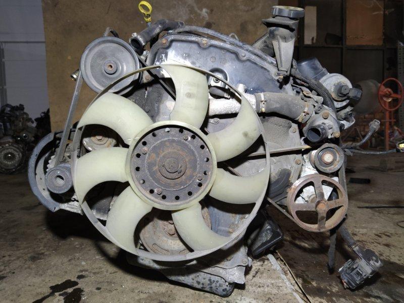 Двигатель (двс) Ford Transit (2000-2006) (б/у)