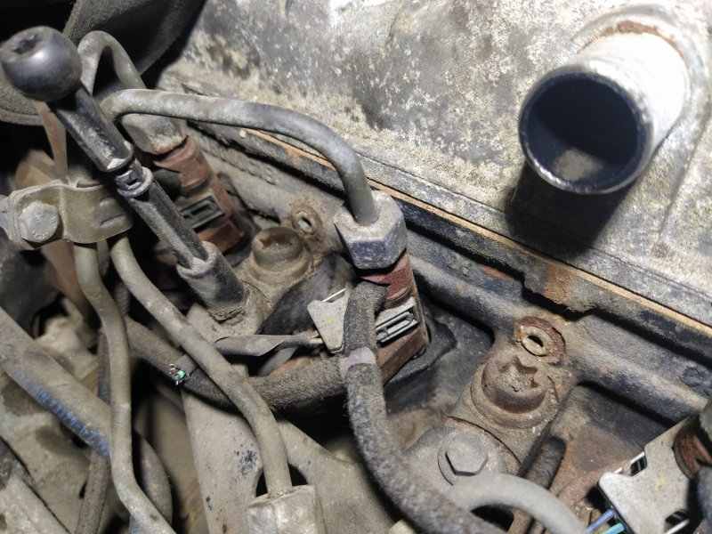 Форсунка дизельная электрическая Ford Focus 1 (1998-2005) (б/у)
