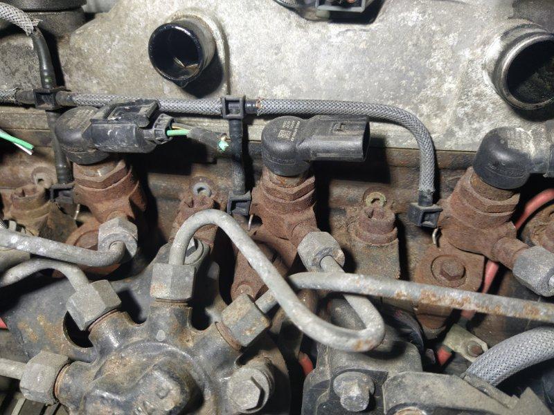 Форсунка дизельная электрическая Ford C-Max 2003-2007 (б/у)